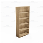 Laminate Bookcases Wall Units Single-Sided Shelves Office Executive Bookshelves