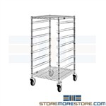 Rolling Shelving Plastic Drawer Totes Rolling Cart Rack Storage Bins Quantum
