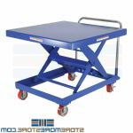 Cart Work Platform Ergonomic Height Adjustable