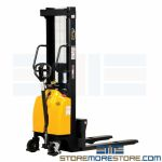 Stacker with Electric Motor Mobile Lifter Mobile Maneuverable Lifter