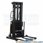 Electric Lifter with Adjustable Forks Mobile Light Skid Lifter Motor
