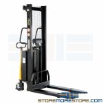 Light Duty Forklift for Skids | Material Handling Equipment | SMS-46A-HSL-63-FF