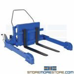 Pallet Tipper Electric Industrial Fork Tipper Warehouse Tipping Equipment