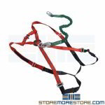 Fall Safety Harness Large Web Lanyard Straps