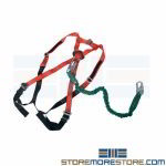 Fall Safety Harness Small Web Lanyard Straps