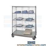 Hospital Supply Cart