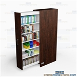 Pull-Out Music Shelves Draw-Out Shelving Storage Shelves Laminated Cabinets