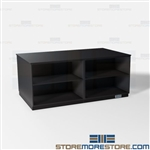 Copy Area Island Counter Cabinets Workroom Storage Modular Casegoods Furniture