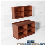 Work Area Storage Cabinets Office Supply Casegoods Environmental Friendly Millwork