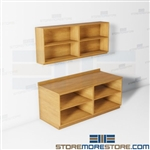 Mail Station Cabinets Storage Millwork Counters Mailroom Movable Casework