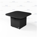 Mobile Square Top Office Work Island Workcounters Copy Workroom Furniture
