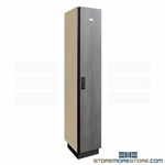 Laminated Wood Locker