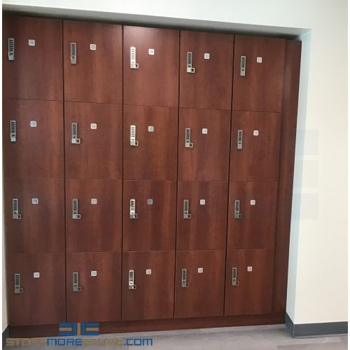 Superbe Free Shipping Four Tier Locker Cubbies
