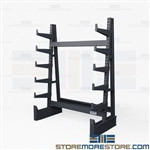 Pipe Storage Racks | Industrial & Commercial Steel Storage Racks