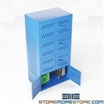 Oversized Package Lockers Storage Cubicles Large