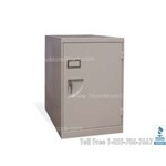 "Half Height Herbarium Storage Cabinet, includes 12 compartments, 31""w x 22""d x 43"" h, #SMS-66-H10"