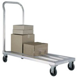 "20"" x 37-3/4"" x 42"" Mobile Platform Cart, Panco®. 20"" x 36"" Deck Size with 1200 Weight Capacity, #SMS-69-1202"