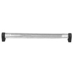 "18-13/16"" Post Height, Eaglebrite® Zinc Rail (Side-To-Side). Fits 24"" Shelf Length, #SMS-69-A215152"