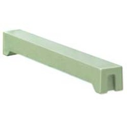 "18"" Shelf Width, Polymer Side Brace (Front-To-Back) for Stationary Use, #SMS-69-A216246"