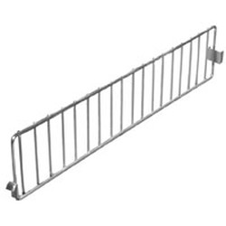 "12"" Length Divider for Wire Display Shelving, #SMS-69-D12"