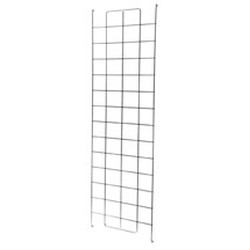 "18"" x 63"" Chrome Enclosure Panel, #SMS-69-E1863-C"
