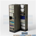 Pull-out Retractable Music Folio Shelves, Retracting Sheet Music Shelving