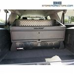 Ford PIU SUV Gun Locker Cabinet Shotgun Pistol M4 Rifle Security Drawer Police