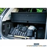 Ford PIU SUV Armory Locker Vehicle Gun Cabinet M4 Rifle Storage Drawer Safety