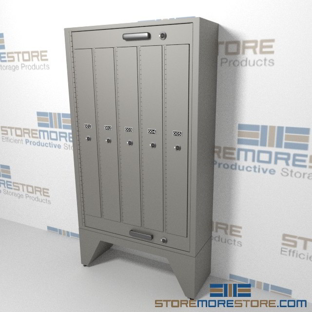 Long arm lockers police weapon cabinets rifle storage click malvernweather Gallery
