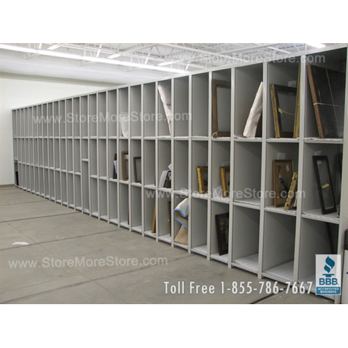 Artwork Storage Solutions Art Storage Racks Framed