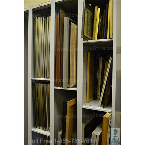 Art Storage ...  sc 1 st  StoreMoreStore & Artwork Storage Solutions | Art Storage Racks Framed Collection ...