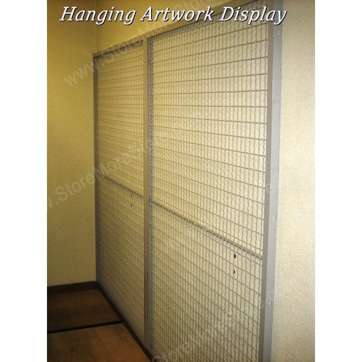 Artwork Mesh Display Panels