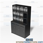 Mail Room Furniture Sorters Office Organizers Rack Mailroom Storage Distribution