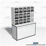 Office Mail Sorters Mailroom Furniture Organizers Sorting Slots Storage Rack