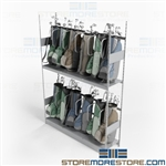 Racks Golf Bag Storage Bag room Club Storage