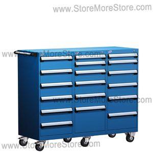 Wide Mobile Drawer Cabinet L3bjd 4001b Drawer Cabinet Rousseau