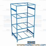 heavy duty steel racks and industrial steel mesh shelf are Rousseau SRD5027