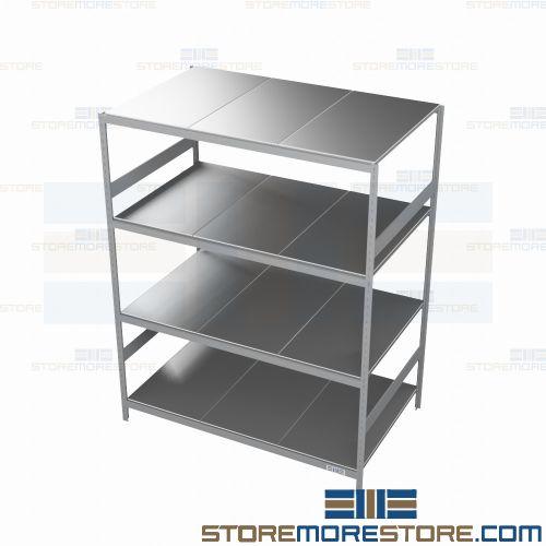 Wide Span Metal Storage ...