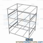 Long Span Racks and storage racks shelves are Rousseau SRD5078