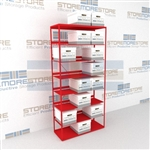 File Box Steel Shelving