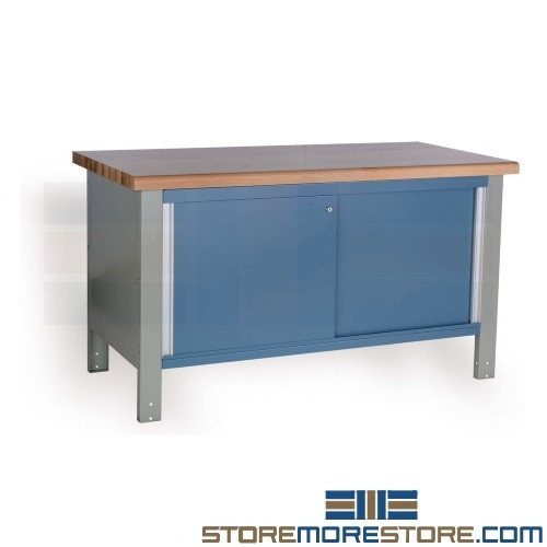 Miraculous Closed Cabinet Workbench 5 W X 2 6 D X 2 10 H Sms 81 Wsa1070 Gmtry Best Dining Table And Chair Ideas Images Gmtryco