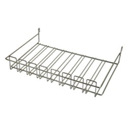 "15"" x 24"" Grid Panel Basket, #SMS-83-GBP15-C"