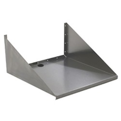 "18"" x 24"" Microwave Shelf, #SMS-83-MWS1824"