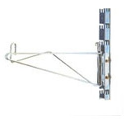 "21"" Wire Shelf Bracket. for Use with 21"" Wide Shelves - Walstor Modular Wall System, #SMS-83-PR21B"