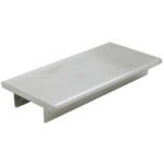 "18"" x 132"" Pass-Thru Shelf, #SMS-83-PTS-18132"