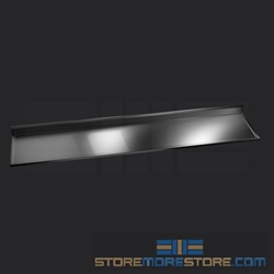 "120"" Stainless Steel Countertop with Marine-Grade Plywood - Box Marine Edge, #SMS-84-CTW30120-BM"