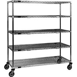 "21"" x 48"" x 69"" Exchange Cart - Ec Series, #SMS-85-EC2148C"