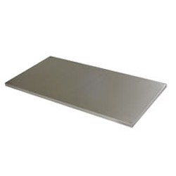 "24"" x 51"" Stainless Steel Overlay, #SMS-86-353765"