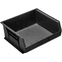 "10-7/8"" x 11"" x 5"" Large Plastic Bin. Requires Two Pbh (Plastic Bin Holders), #SMS-86-A203879"