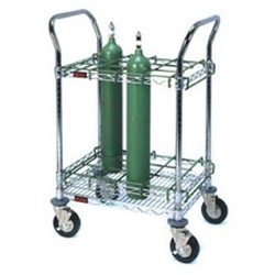 "20"" x 27"" x 40"" Inhalation Therapy Cart, #SMS-86-GCC1"